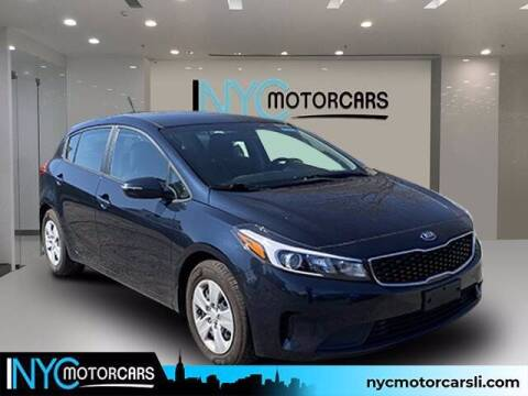 2017 Kia Forte5 for sale at NYC Motorcars in Freeport NY