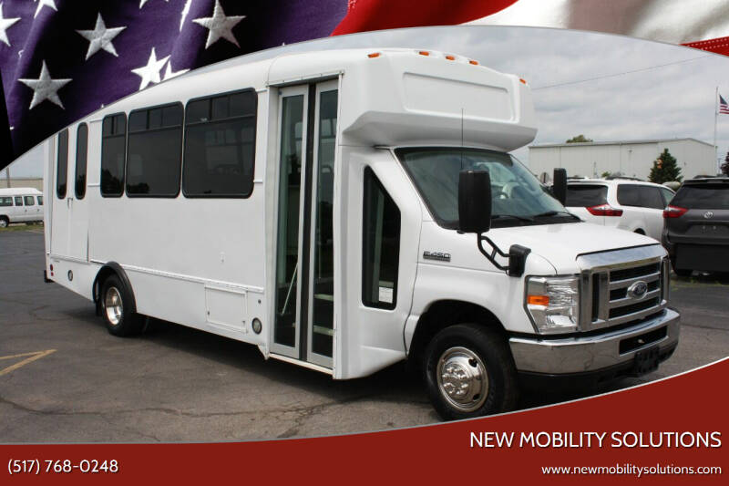 2017 Ford E-Series Chassis for sale at New Mobility Solutions in Jackson MI