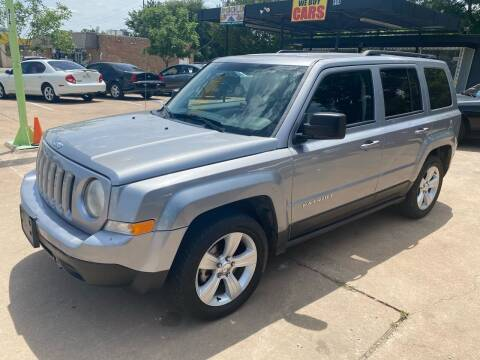 2015 Jeep Patriot for sale at Cash Car Outlet in Mckinney TX