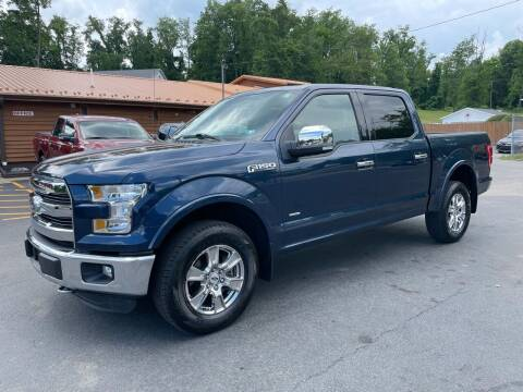 2015 Ford F-150 for sale at Twin Rocks Auto Sales LLC in Uniontown PA