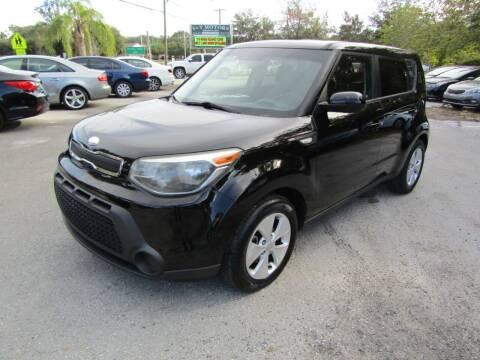2014 Kia Soul for sale at S & T Motors in Hernando FL