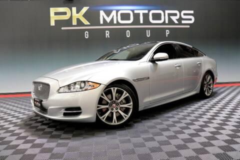 2015 Jaguar XJ for sale at PK MOTORS GROUP in Las Vegas NV