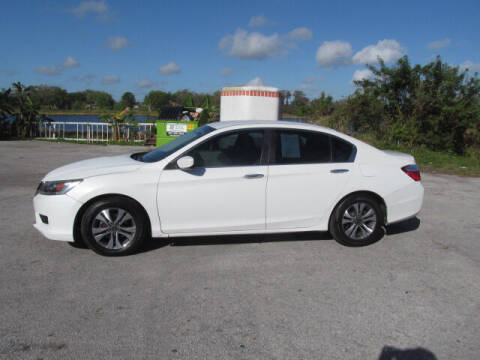 2013 Honda Accord for sale at Orlando Auto Motors INC in Orlando FL