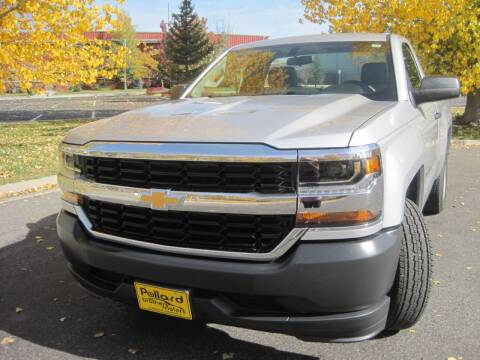 2018 Chevrolet Silverado 1500 for sale at Pollard Brothers Motors in Montrose CO