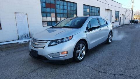 2012 Chevrolet Volt for sale at JT AUTO in Parma OH