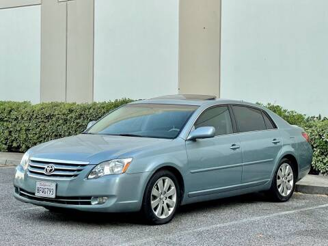 2007 Toyota Avalon for sale at Carfornia in San Jose CA