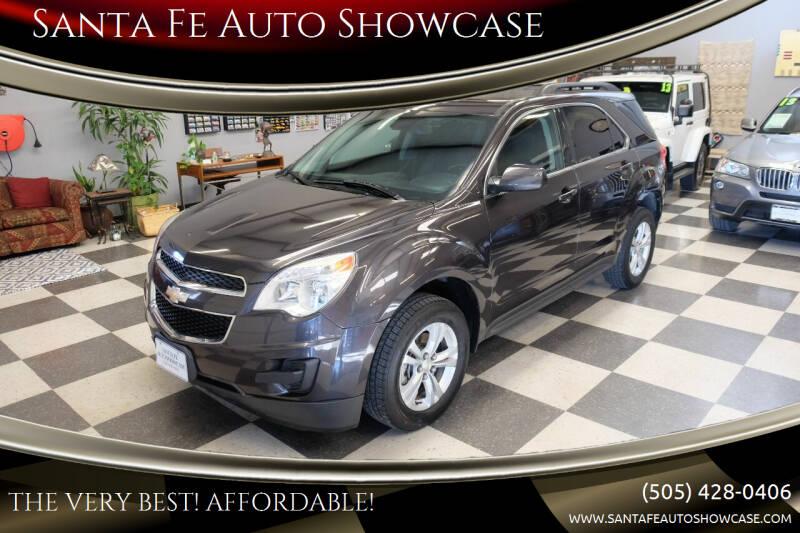 2015 Chevrolet Equinox for sale at Santa Fe Auto Showcase in Santa Fe NM