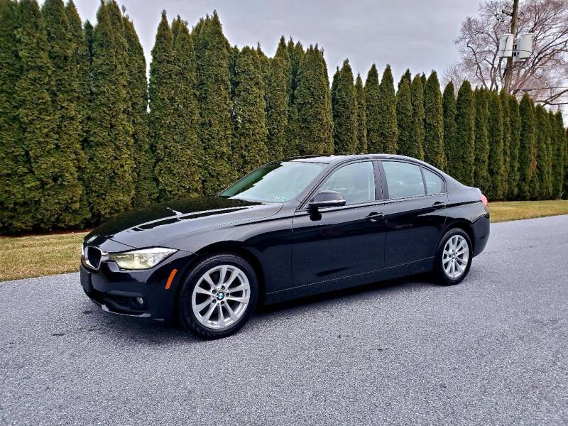 2016 BMW 3 Series for sale at Kingdom Autohaus LLC in Landisville PA