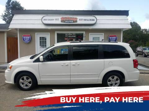 2012 Dodge Grand Caravan for sale at BIG DADDY'S  A.L.D. in Winston Salem NC