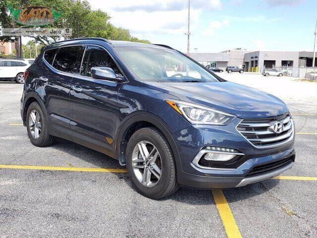 2018 Hyundai Santa Fe Sport for sale at GATOR'S IMPORT SUPERSTORE in Melbourne FL