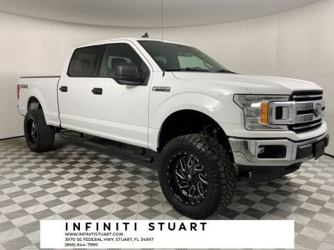 2020 Ford F-150 for sale at Infiniti Stuart in Stuart FL