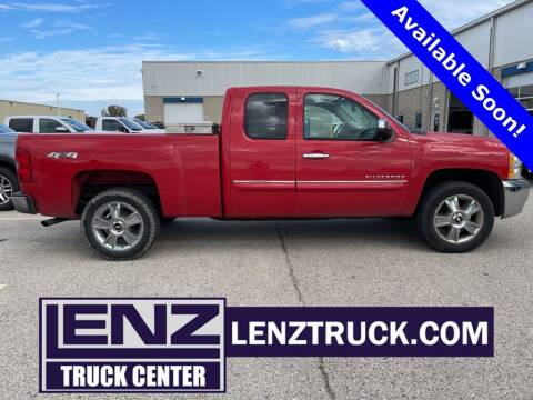 2013 Chevrolet Silverado 1500 for sale at Lenz Auto - Coming Soon in Fond Du Lac WI