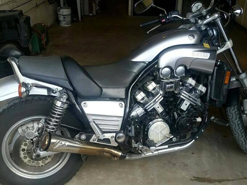 1988 Yamaha Vmax for sale at Wolf's Auto Inc. in Great Falls MT
