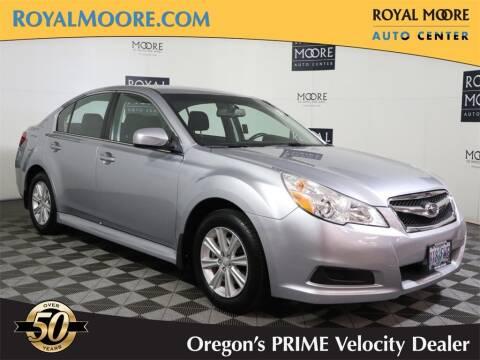2012 Subaru Legacy for sale at Royal Moore Custom Finance in Hillsboro OR