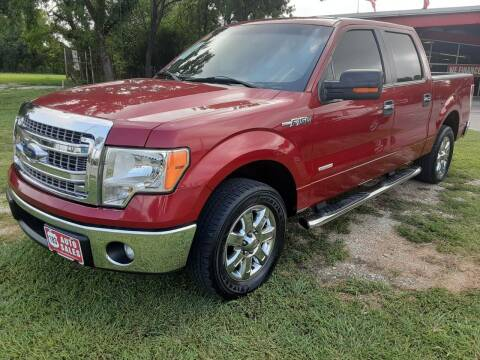 2013 Ford F-150 for sale at 183 Auto Sales in Lockhart TX