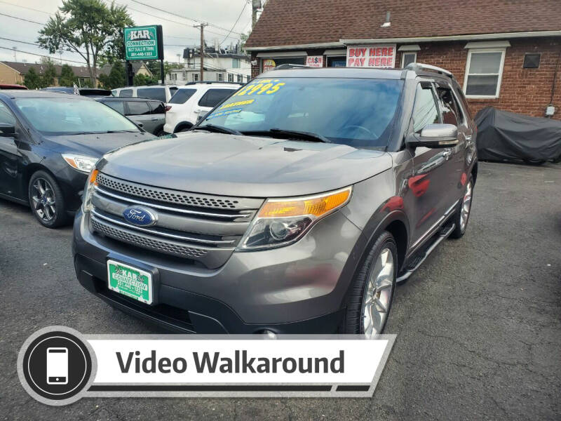 2011 Ford Explorer for sale at Kar Connection in Little Ferry NJ