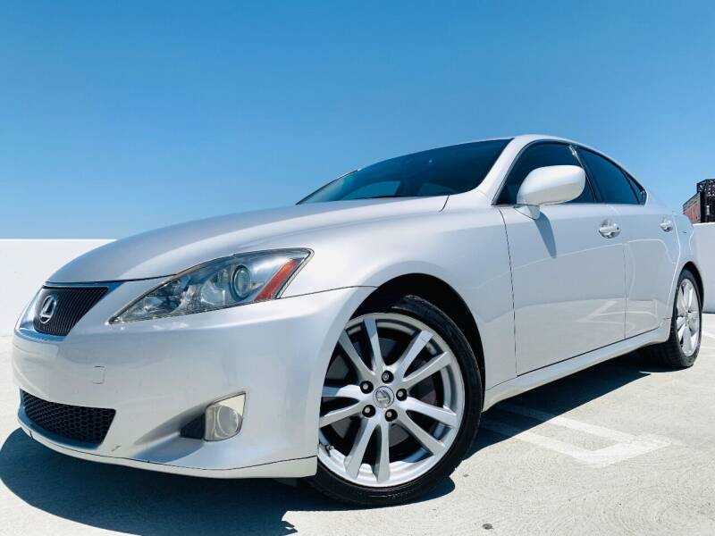 2007 Lexus IS 350 for sale at Empire Auto Sales in San Jose CA