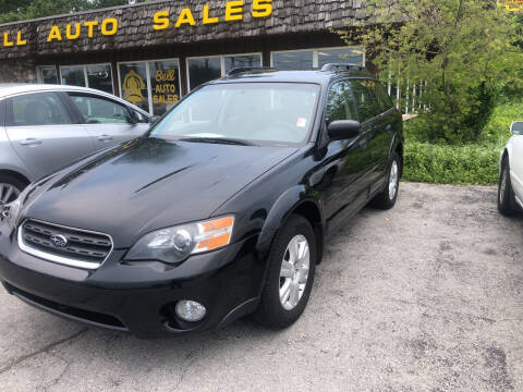 2005 Subaru Outback for sale at BELL AUTO & TRUCK SALES in Fort Wayne IN