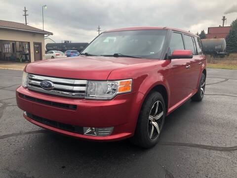 2011 Ford Flex for sale at Mike's Budget Auto Sales in Cadillac MI
