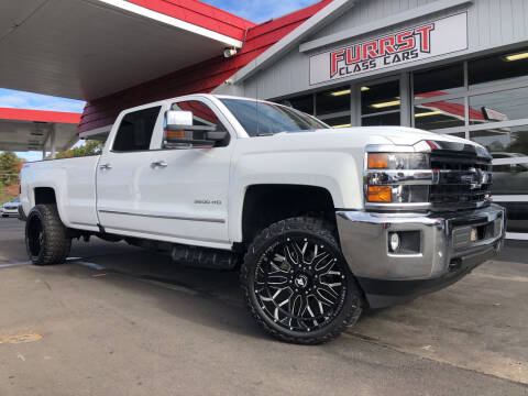 2018 Chevrolet Silverado 3500HD for sale at Furrst Class Cars LLC  - Independence Blvd. in Charlotte NC