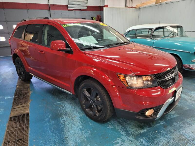 2018 Dodge Journey for sale at Stach Auto in Janesville WI