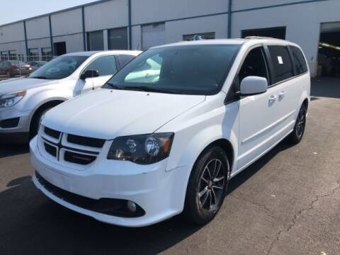2016 Dodge Grand Caravan for sale at Adams Auto Group Inc. in Charlotte NC