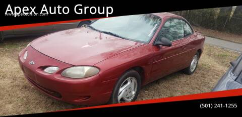1998 Ford Escort for sale at Apex Auto Group in Cabot AR