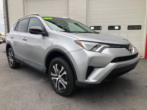 2016 Toyota RAV4 for sale at Zimmerman's Automotive in Mechanicsburg PA