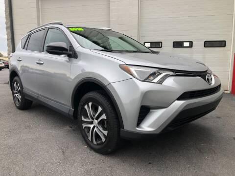 2016 Toyota RAV4 for sale at Zimmerman's Automotive in Mechanicsburg PA