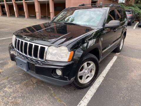 2006 Jeep Grand Cherokee for sale at AROUND THE WORLD AUTO SALES in Denver CO