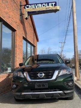2019 Nissan Pathfinder for sale at Worthington Air Automotive Inc in Williamsburg MA