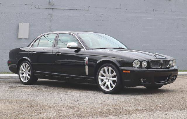 2008 Jaguar XJ-Series for sale at No 1 Auto Sales in Hollywood FL