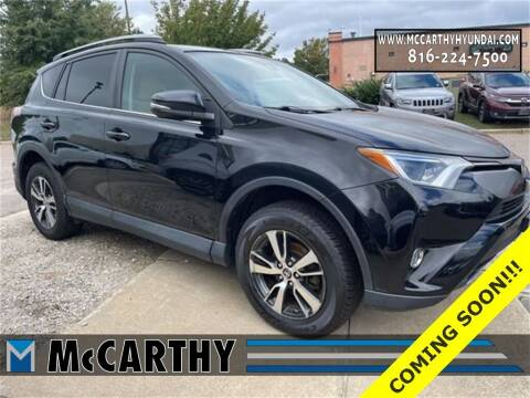 2017 Toyota RAV4 for sale at Mr. KC Cars - McCarthy Hyundai in Blue Springs MO