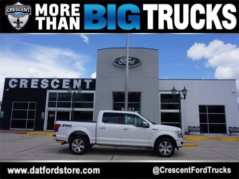 2019 Ford F-150 for sale at Crescent Ford in Harahan LA
