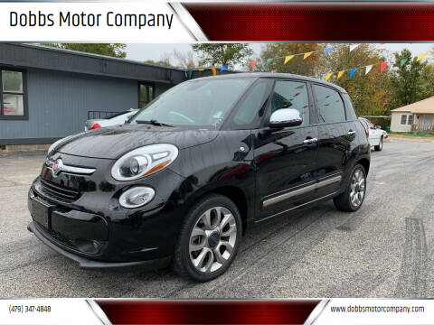 2014 FIAT 500L for sale at Dobbs Motor Company in Springdale AR