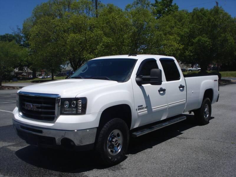 2008 GMC Sierra 2500HD for sale at Uniworld Auto Sales LLC. in Greensboro NC