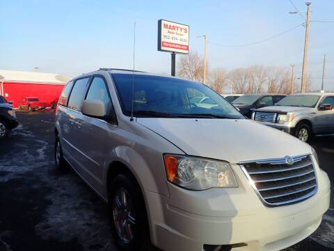 2008 Chrysler Town and Country for sale at Marty's Auto Sales in Savage MN