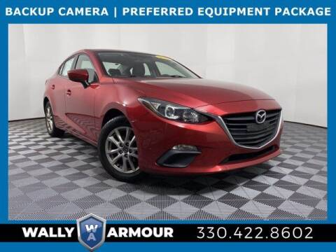 2016 Mazda MAZDA3 for sale at Wally Armour Chrysler Dodge Jeep Ram in Alliance OH