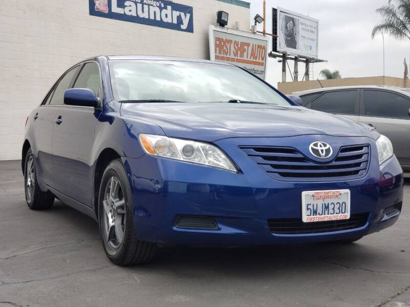 2007 Toyota Camry for sale at First Shift Auto in Ontario CA