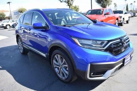 2021 Honda CR-V for sale at DIAMOND VALLEY HONDA in Hemet CA
