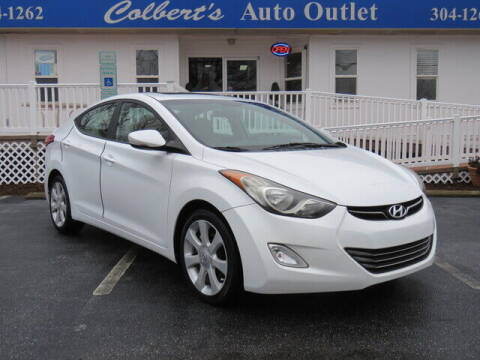 2011 Hyundai Elantra for sale at Colbert's Auto Outlet in Hickory NC