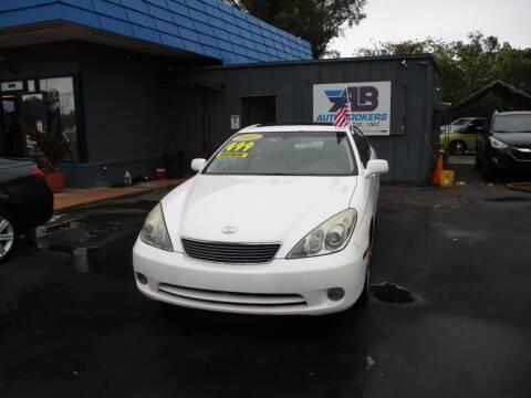 2005 Lexus ES 330 for sale at AUTO BROKERS OF ORLANDO in Orlando FL