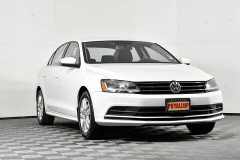2017 Volkswagen Jetta for sale at Chevrolet Buick GMC of Puyallup in Puyallup WA