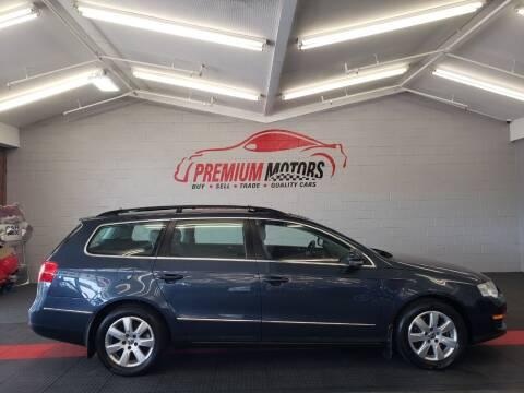 2007 Volkswagen Passat for sale at Premium Motors in Villa Park IL
