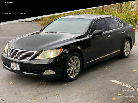 2008 Lexus LS 460 for sale at Trucks Plus in Seattle WA