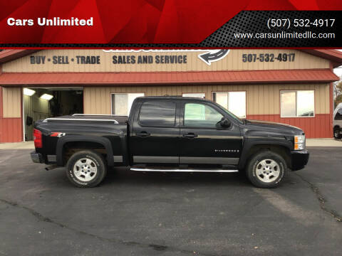 2007 Chevrolet Silverado 1500 for sale at Cars Unlimited in Marshall MN