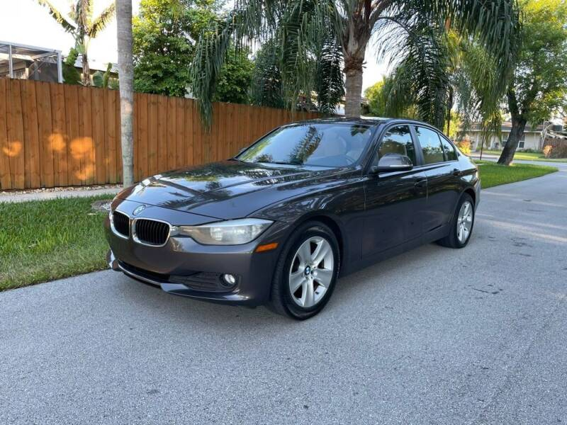 2015 BMW 3 Series for sale at Venmotors Hollywood in Hollywood FL