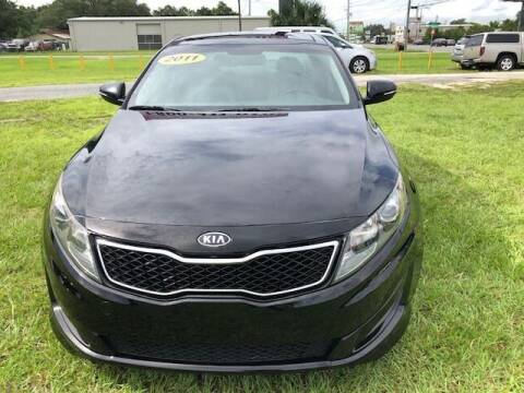 2011 Kia Optima for sale at Unique Motor Sport Sales in Kissimmee FL