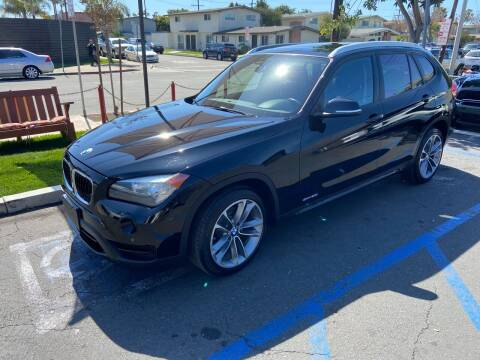 2014 BMW X1 for sale at Coast Auto Motors in Newport Beach CA