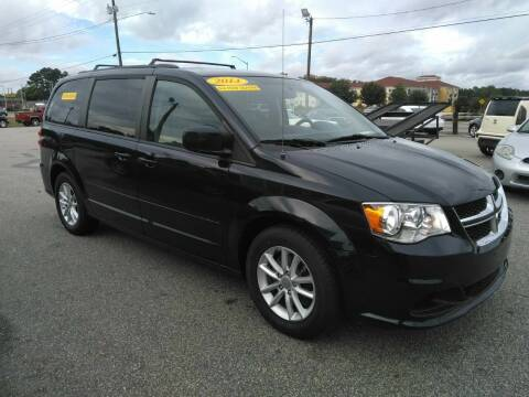 2014 Dodge Grand Caravan for sale at Kelly & Kelly Supermarket of Cars in Fayetteville NC